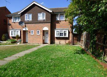 Thumbnail 3 bed semi-detached house for sale in Ellerdine, Luton, Bedfordshire