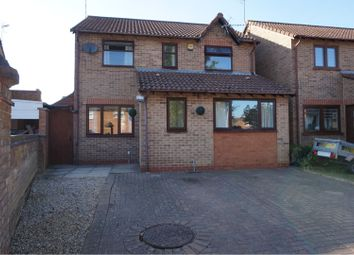 Thumbnail 3 bed detached house for sale in Trinity Court, Rothwell