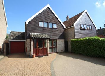 Thumbnail 3 bedroom detached house for sale in Farriers Close, Martlesham Heath, Ipswich