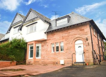 Thumbnail 4 bedroom semi-detached house for sale in Alder Road, Glasgow