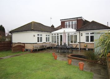 Thumbnail 4 bed detached bungalow for sale in Lois Drive, Shepperton, Middlessex