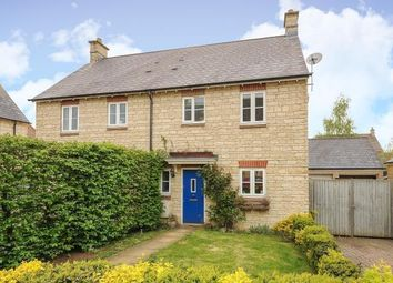 Thumbnail 3 bedroom semi-detached house to rent in Madley Park, Witney
