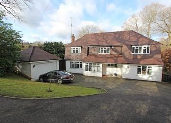 Thumbnail 4 bedroom detached house to rent in Forest Drive, Kingswood, Tadworth