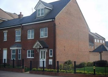 Thumbnail 4 bed semi-detached house to rent in Station Road, Woburn Sands, Milton Keynes
