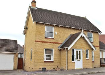 Thumbnail 4 bedroom detached house for sale in Flitch Green, Great Dunmow, Essex