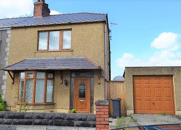 Thumbnail 3 bed semi-detached house for sale in Margam Road, Port Talbot
