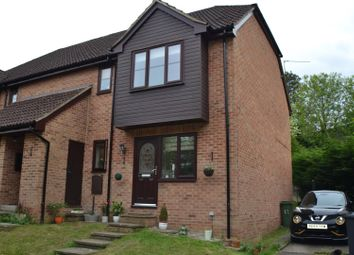 Thumbnail 2 bed maisonette for sale in Linton Close, Tadley