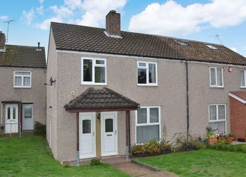 Thumbnail 3 bed semi-detached house for sale in Westfield, Harlow