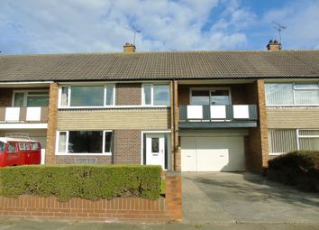 Thumbnail 5 bed town house for sale in St. Kitts Close, Whitley Bay