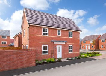 """Thumbnail 3 bed semi-detached house for sale in """"Moresby"""" at Kingsley Road, Harrogate"""