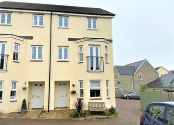 Thumbnail 4 bed end terrace house for sale in Watkins Way, Bideford