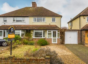 Thumbnail 3 bed semi-detached house for sale in Highfields Road, Edenbridge