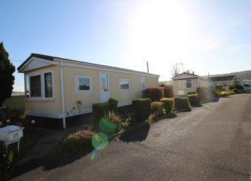 Thumbnail 1 bed bungalow for sale in Ivy House Park, Henlade, Taunton