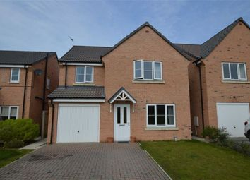 Thumbnail 4 bed detached house for sale in Miskin Close, Hornsea, East Yorkshire