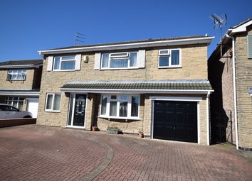 Thumbnail 4 bed detached house for sale in Goodison Boulevard, Bessacarr, Doncaster
