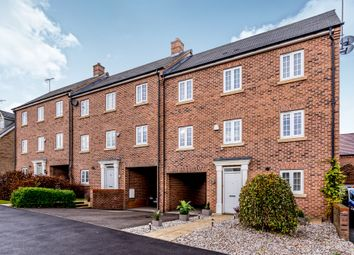 Thumbnail 4 bed town house for sale in Kestrel Way, Leighton Buzzard