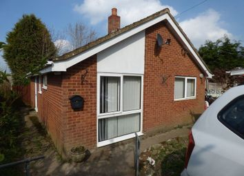 Thumbnail 2 bed detached bungalow for sale in Highfield Road, Ruardean