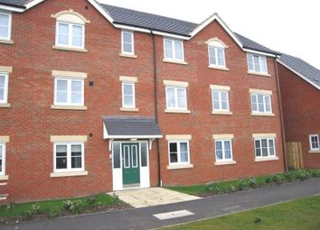Thumbnail 2 bed flat for sale in Kingfisher Drive, Soham, Ely