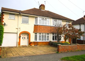 Thumbnail 3 bed semi-detached house for sale in New Haw, Surrey