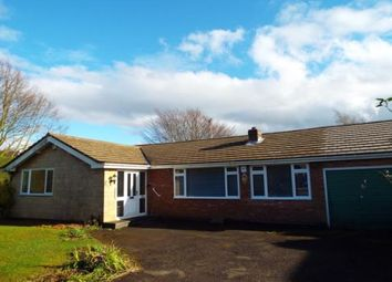 Thumbnail 3 bedroom bungalow for sale in Wenton Close, Cottesmore, Oakham, Rutland