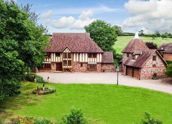 Thumbnail 4 bed detached house for sale in Burford Oaks, Burford