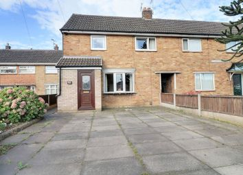 Thumbnail 3 bed semi-detached house for sale in Willoughby Road, Scunthorpe