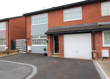 Thumbnail 3 bed semi-detached house for sale in Langford Close, Wrexham
