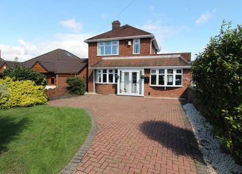 3 bed detached house for sale in Long Knowle Lane, Wednesfield, Wolverhampton WV11