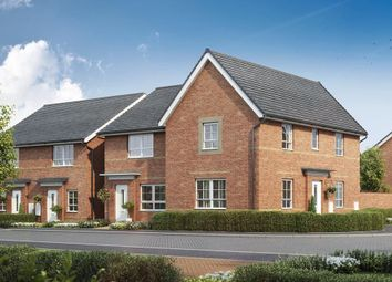 """Thumbnail 3 bedroom detached house for sale in """"Moresby"""" at Lake Road, Hamworthy, Poole"""
