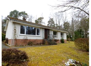 Thumbnail 3 bed bungalow for sale in Rannoch, Pitlochry
