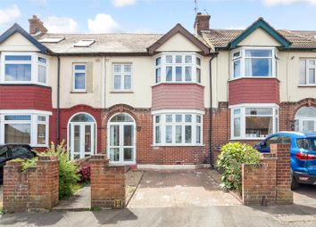 Thumbnail 5 bed terraced house for sale in Leyton Avenue, Gillingham, Kent