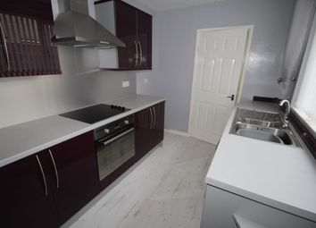 Thumbnail 2 bed terraced house to rent in Newbiggin Road, Ashington