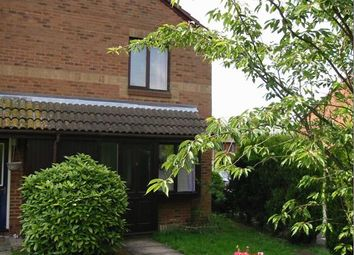 Thumbnail 1 bed semi-detached house to rent in Hanover Walk, Hatfield