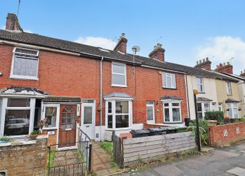 Thumbnail 4 bed terraced house to rent in Lower Denmark Road, Ashford, Kent