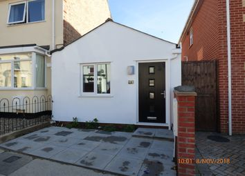 Thumbnail 2 bed detached bungalow to rent in Burton Street, Lowestoft