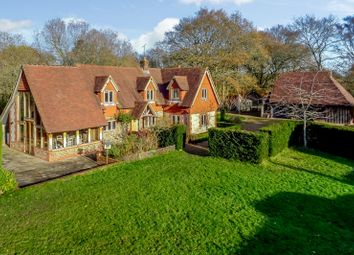 Church Lane, Greatham, Liss, Hampshire GU33. 4 bed detached house for sale
