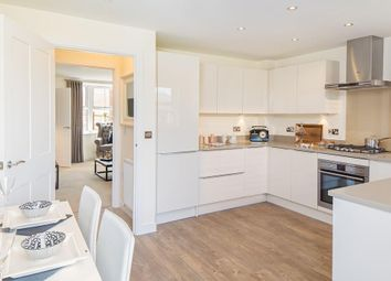 """Thumbnail 3 bedroom terraced house for sale in """"Archford"""" at Pedersen Way, Northstowe, Cambridge"""