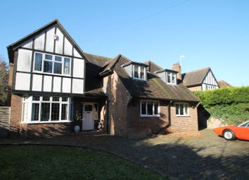 Thumbnail 4 bed detached house to rent in Heathfield Drive, Redhill