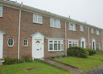 Thumbnail 3 bed terraced house for sale in Bramley Gardens, Alverstoke, Gosport