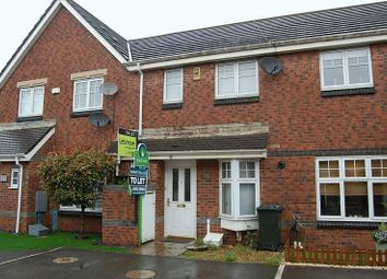 Thumbnail 2 bed terraced house to rent in Roman Court, Wallsend