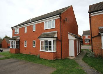 Thumbnail 1 bed property for sale in The Meadows, Flitwick