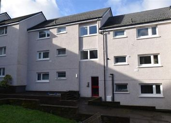 Thumbnail 1 bed flat for sale in Shaw Place, Greenock