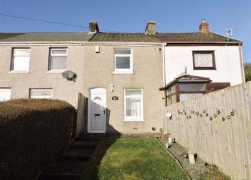 2 bed terraced house for sale in Dinas Street, Plasmarl, Swansea SA6
