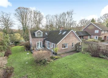 Thumbnail 4 bed detached house for sale in Saunders Lane, Awbridge, Romsey, Hampshire