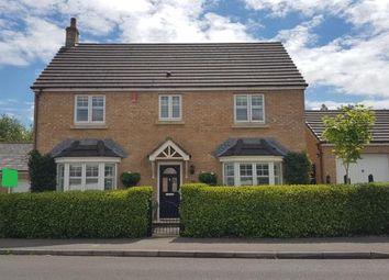 Thumbnail 4 bed detached house for sale in Hazel Farm, Southampton, Hampshire
