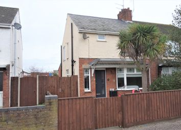 Thumbnail 3 bed semi-detached house for sale in Victoria Road, Oulton Broad, Lowestoft, Suffolk
