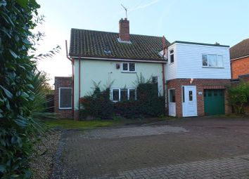 Thumbnail 4 bed detached house for sale in Grantham Road, Sleaford