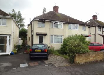 Thumbnail 3 bedroom semi-detached house to rent in York Road, Headington
