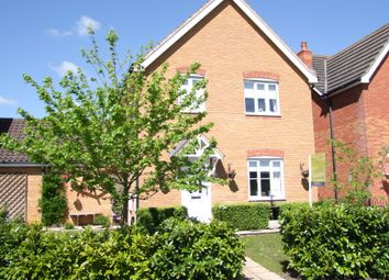 Thumbnail 4 bed detached house for sale in Brook Farm Road, Saxmundham, Suffolk