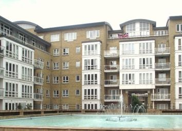 Thumbnail 1 bed flat to rent in St Davids Square, Lockes Wharf, Docklands, London